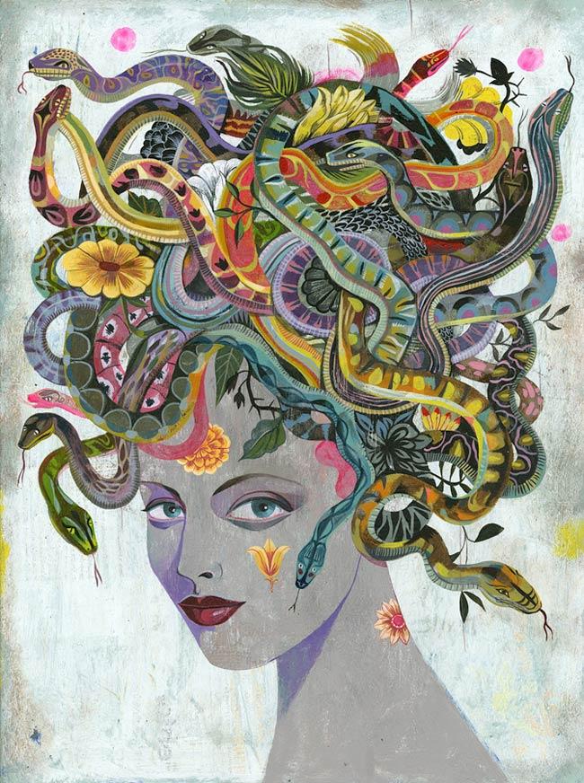 Mystic Medusa